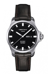 [C0144071605100] Certina DS First Day Date automatique C0144071605100